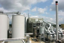 Biomasse-Kraftwerk Berlin-Neukölln