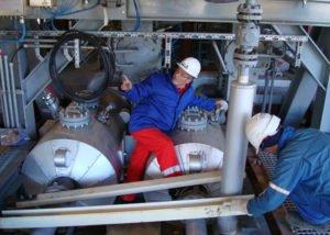 Industrial Services für Industrieanlagen