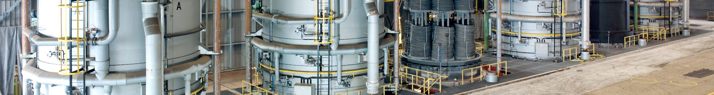 Anlagenbau für Bergbau, Hüttentechnik, Metallurgie