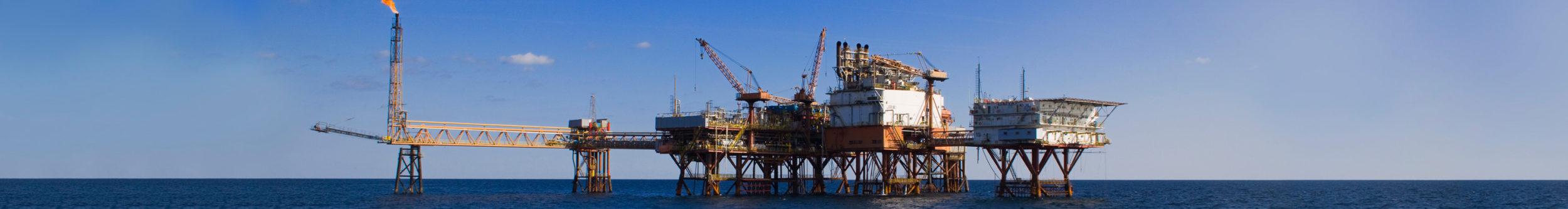 Branche Öl und Gas