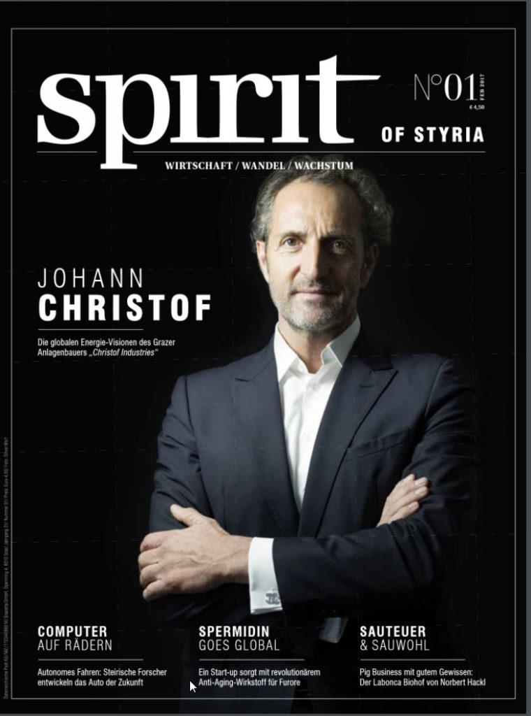 Interview With Johann Christof Christof Industries