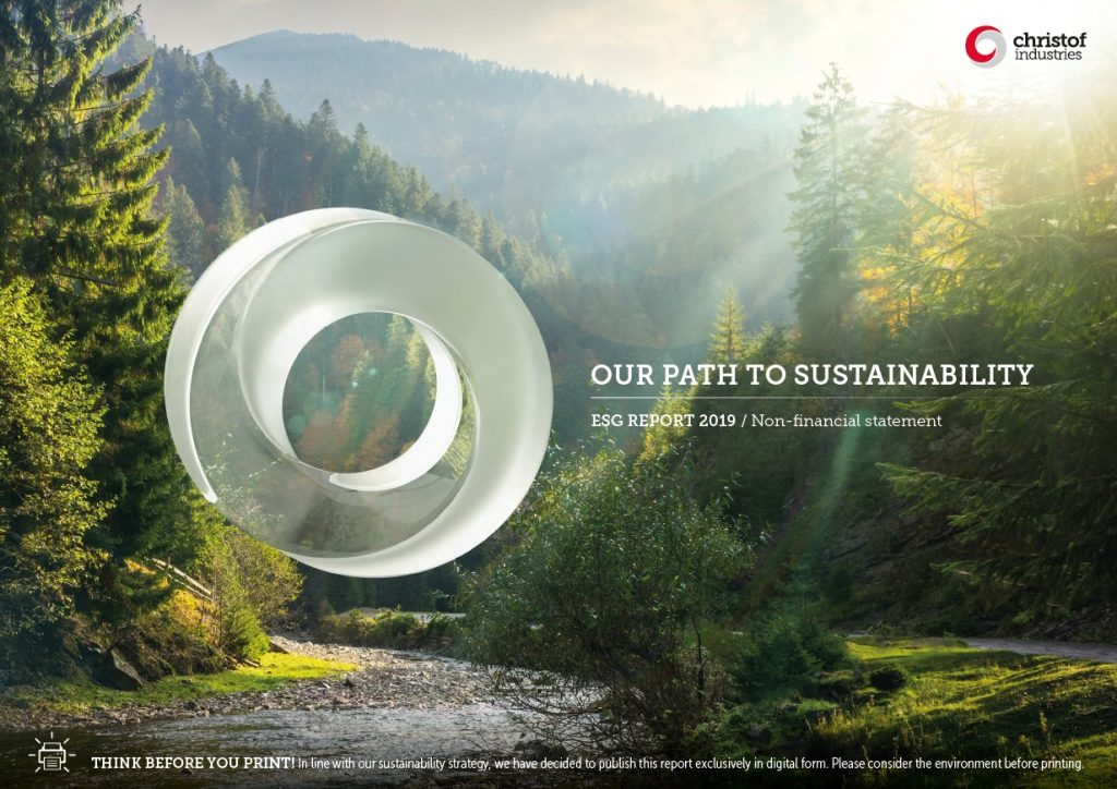 ESG Report 2019 Summary