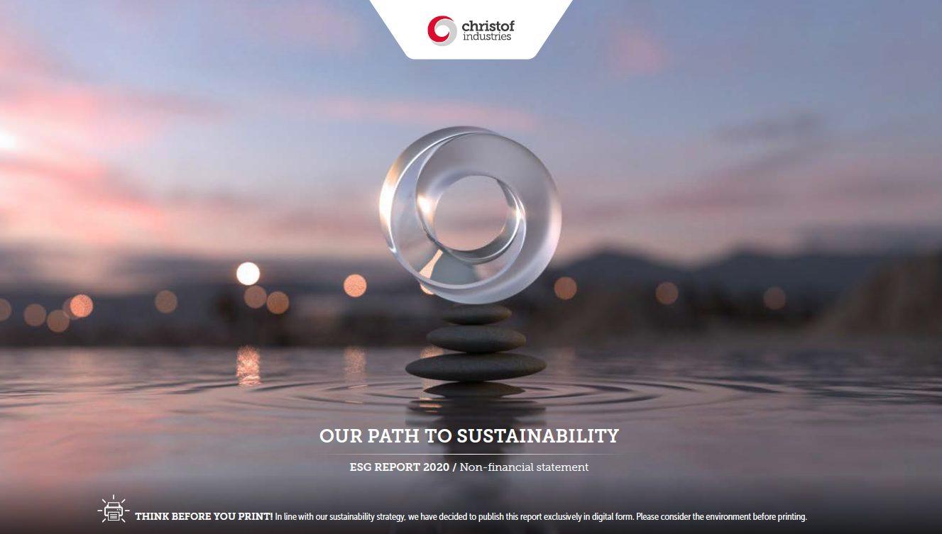 ESG-отчёт 2020 Обобщение